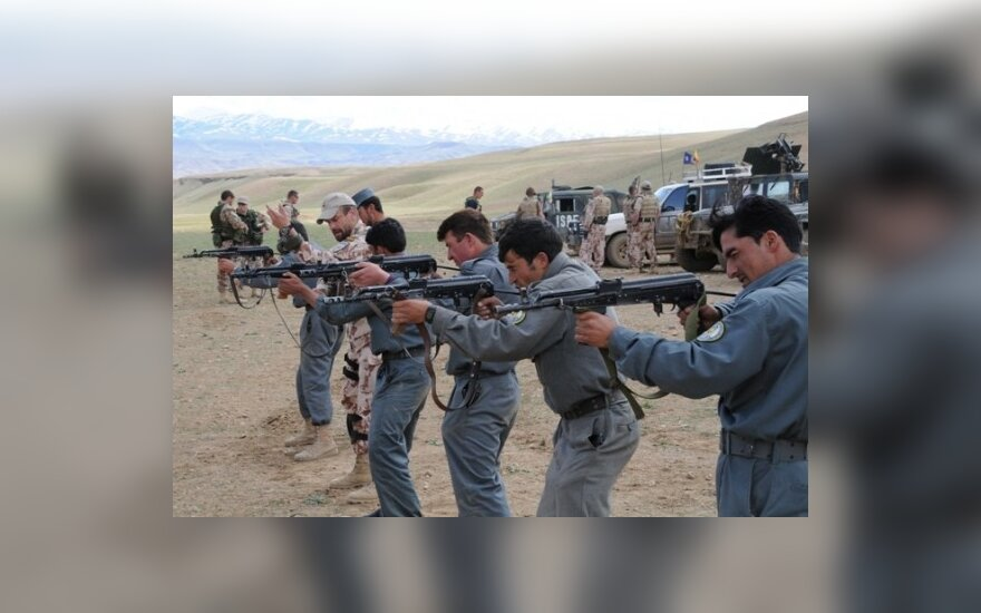 В Афганистане уничтожены 60 боевиков