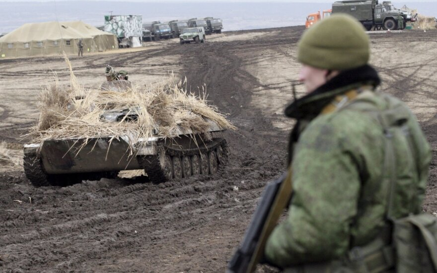 Автомобиль ОБСЕ подорвался на фугасе в Луганской области