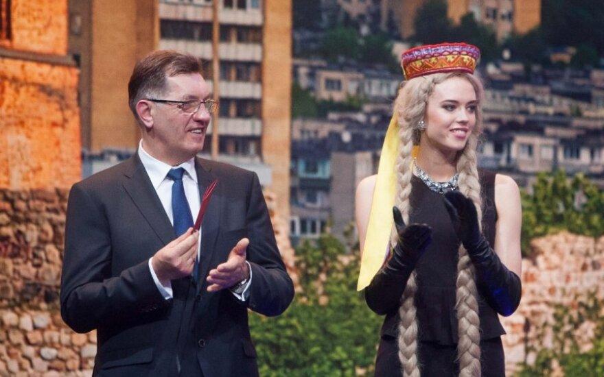 Rząd Algirdasa Butkevičiusa traci na popularności