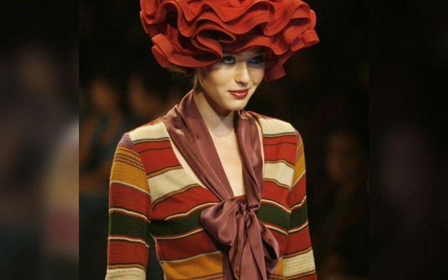 Самые модные головные уборы осени
