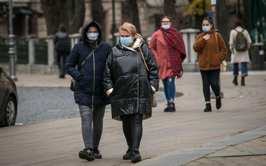 Опрос показал, что жители Литвы думают о ношении масок