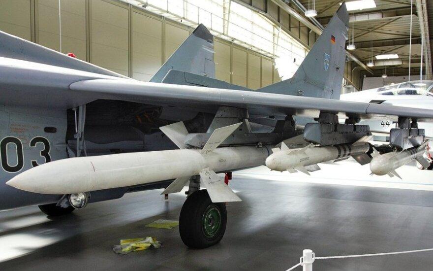 Россия откладывает поставки оружия в Сирию