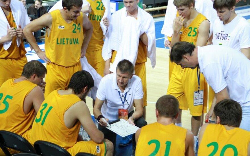 Lietuvos studentų krepšinio rinktinė