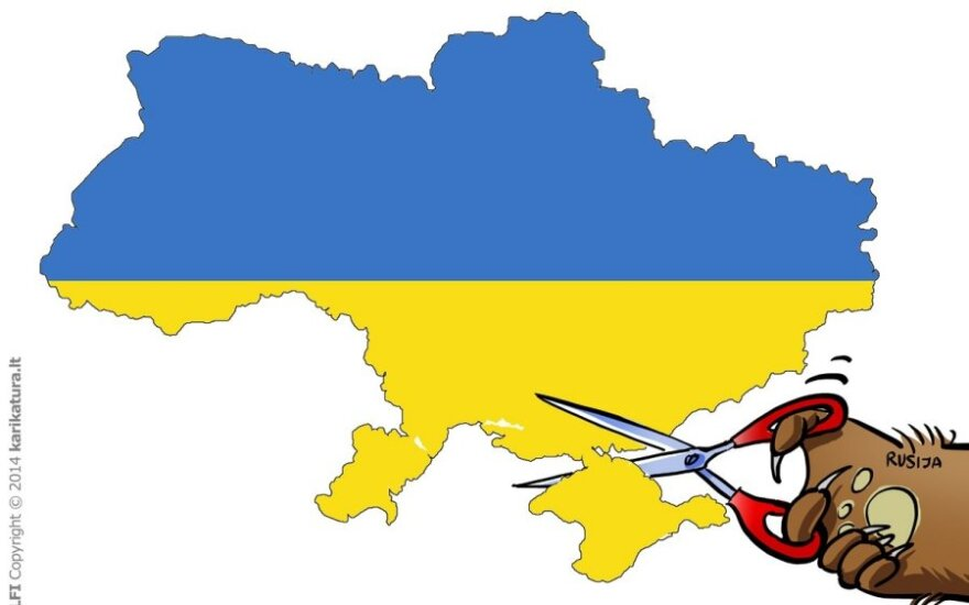 МИД Литвы заявил о поддержке суверенитета Украины в годовщину аннексии Крыма