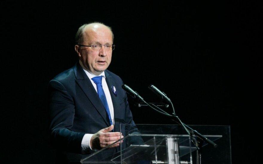 Andrius Kubilius: Tomaszewski może pomóc wygrać Dalii Grybauskaitė