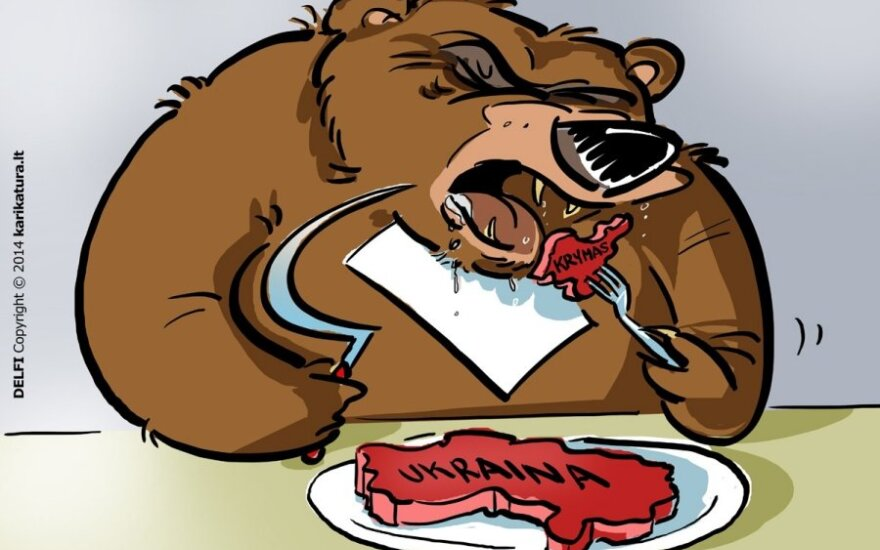 UE wprowadza zakaz importu towarów z Krymu