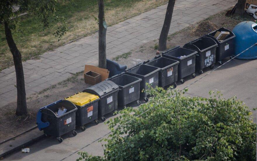 Кризис в Вильнюсе: компании по вывозу мусора расторгают соглашения и грозят поднять цены