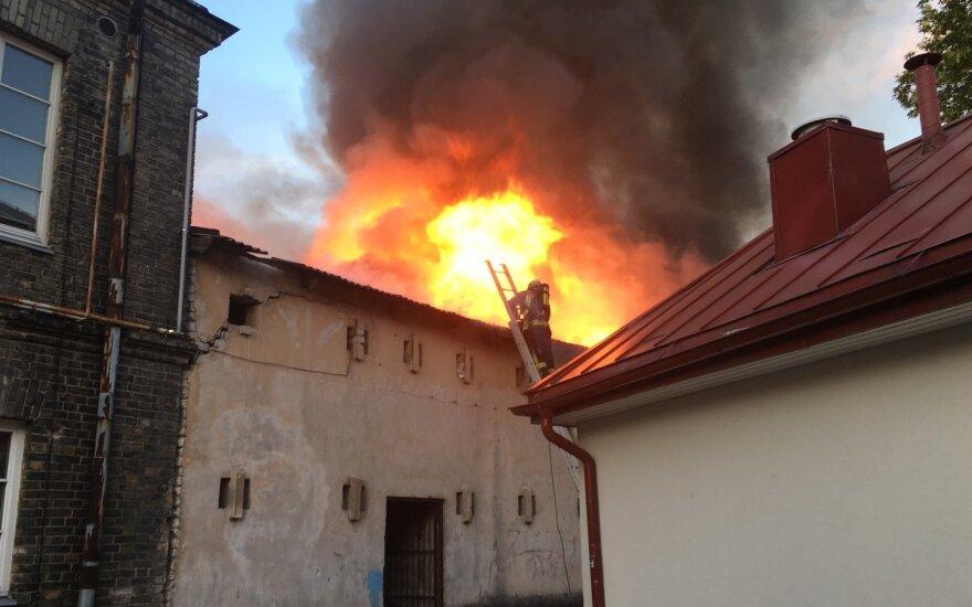 Менее чем за полгода огонь унес 56 жизней