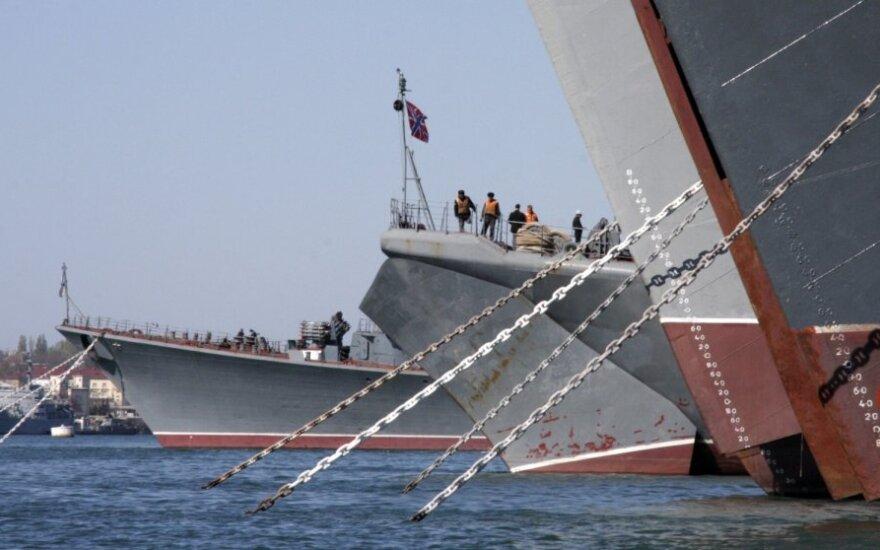 Украина впервые требует денег за проход российского корабля