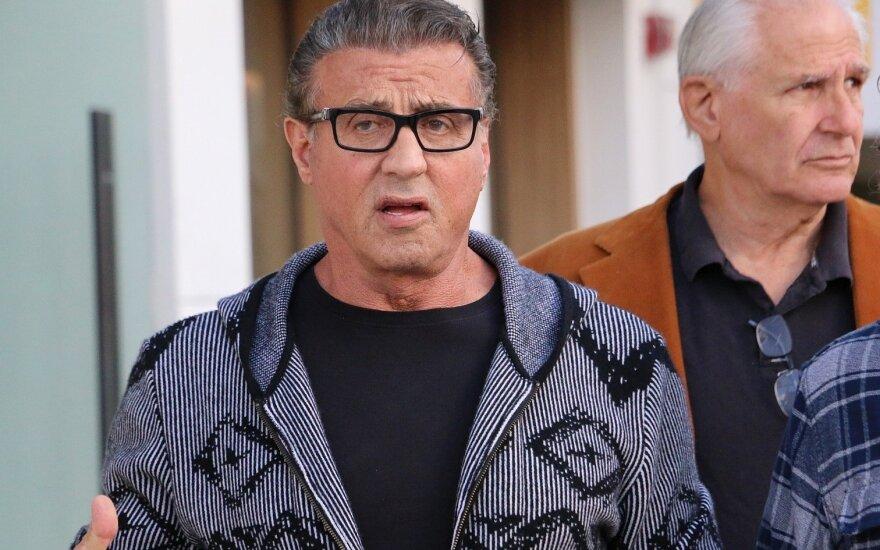 Прокуроры начали рассматривать дело против Сталлоне об изнасиловании