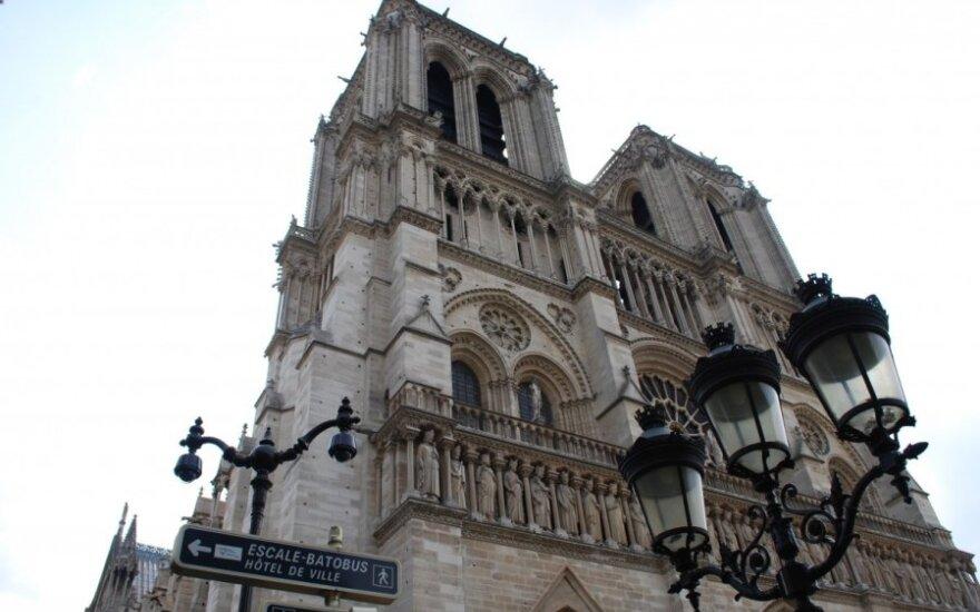 Суд по Франции вынес приговоры пяти женщинам, пытавшимся взорвать Нотр-Дам