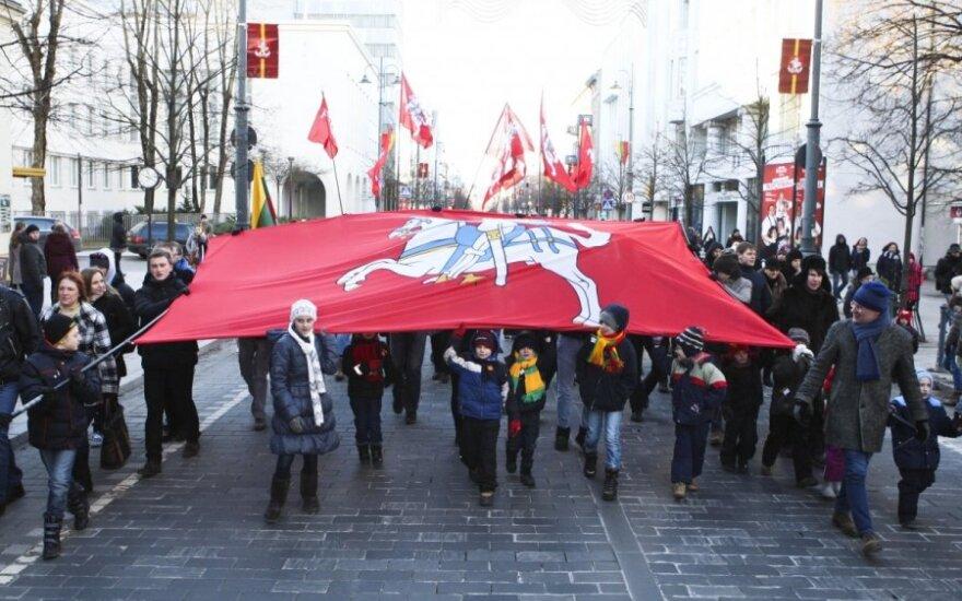 Obchody Dnia Odbudowy Niepodległości Litwy
