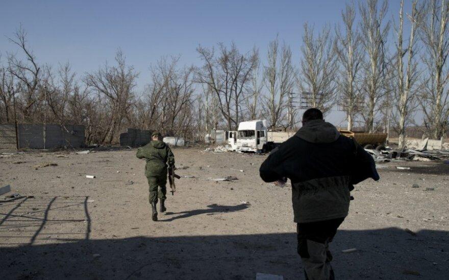 Украина: сепаратисты начали штурм сил АТО в Широкино