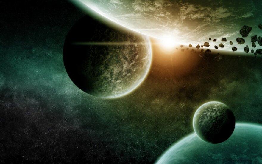14 миллиардов лет жизни Вселенной показали за десять минут