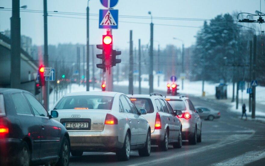 В Литве ожидается зимняя погода