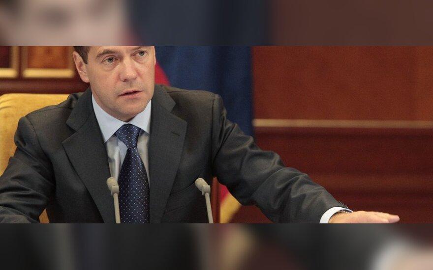Медведев отменил в России зимнее время