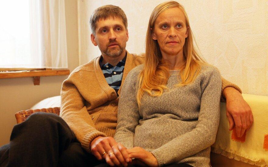Eglė ir Gintaras Kručinskai