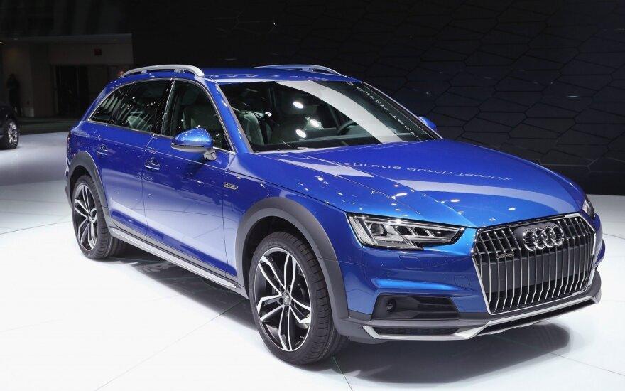 """""""Audi A4 Allroad"""""""