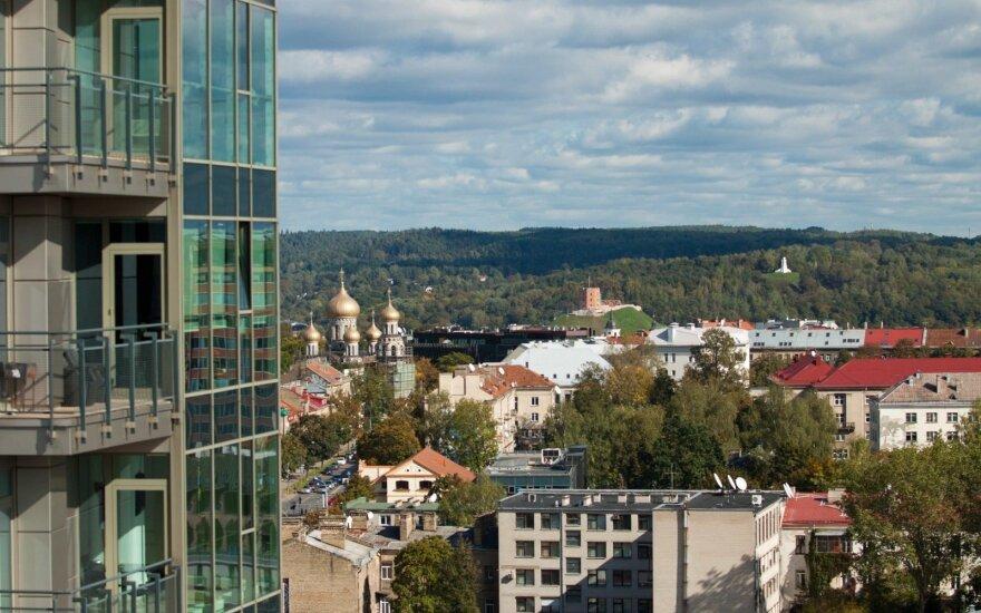 Диагноз рынку недвижимости в Литве: достигнут максимум цен