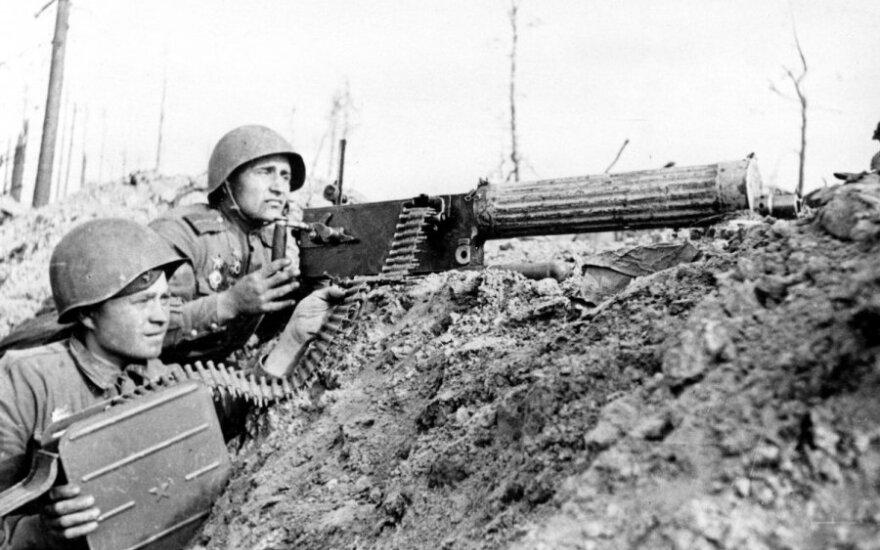 В Литве саперы нашли редкий снаряд времен Второй мировой войны