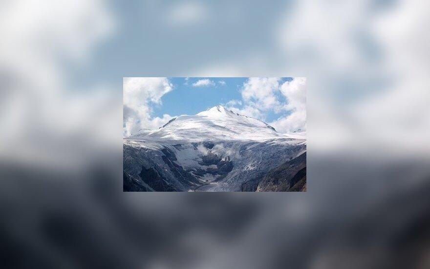 Italijos Alpės. Aliaus nuotr.