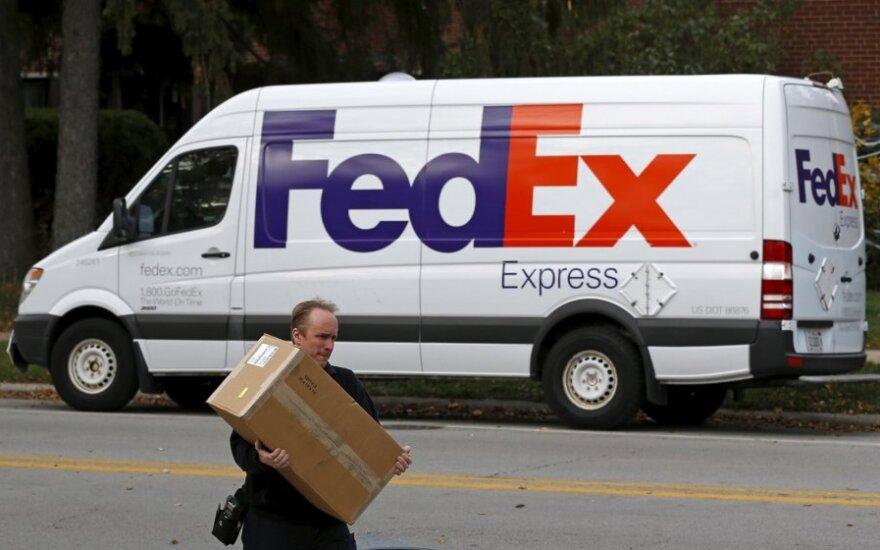 Китай начал расследование в отношении американской компании FedEx