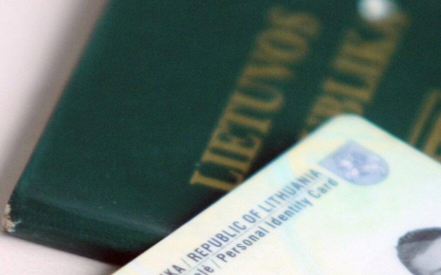 Правительство Литвы одобряет возвращение национальности в паспорта