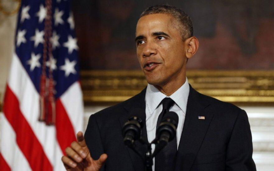 Обама исключил войну между Россией и НАТО