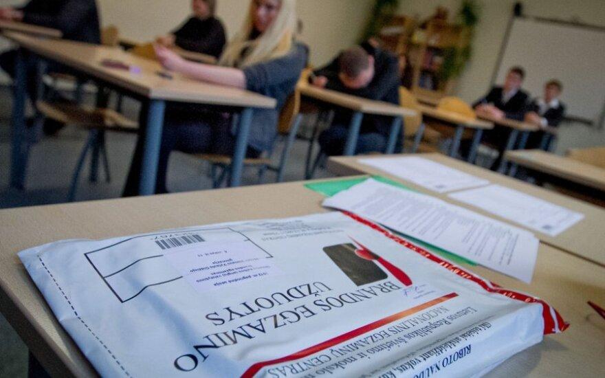 Anglų kalbos valstybinis brandos egzaminas