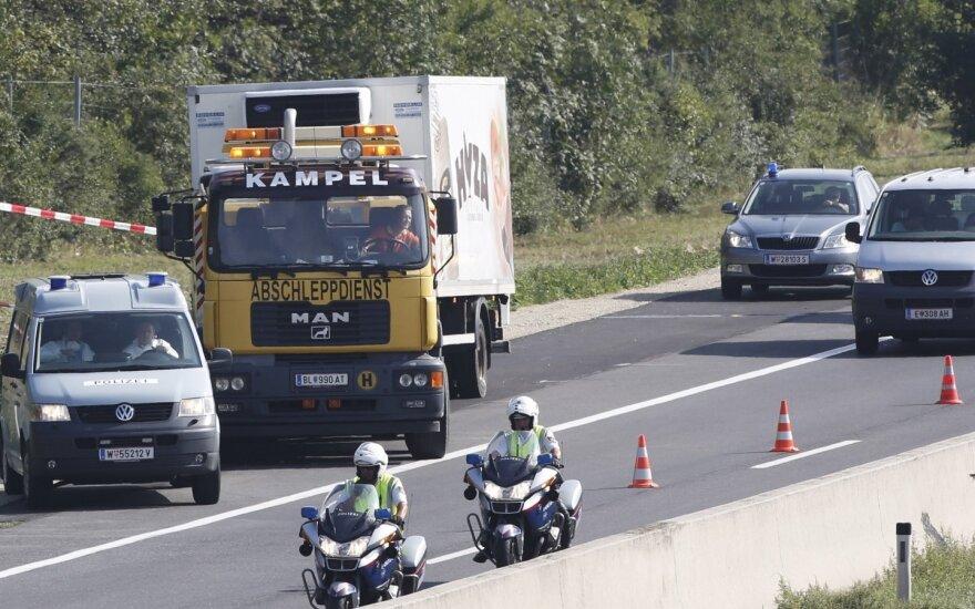 В Венгрии прошли аресты после обнаружения 71 трупа в грузовике