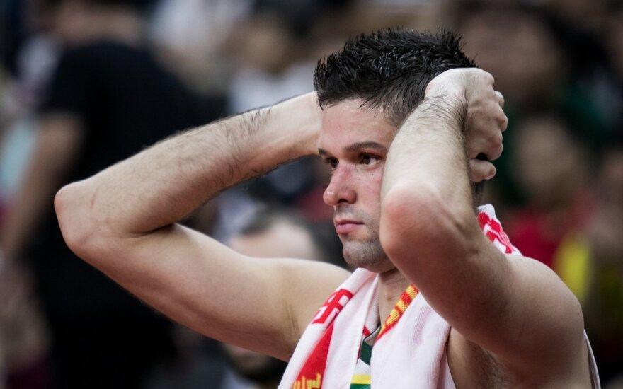 В матче с Австралией борная Литвы потерпела первое поражение на ЧМ