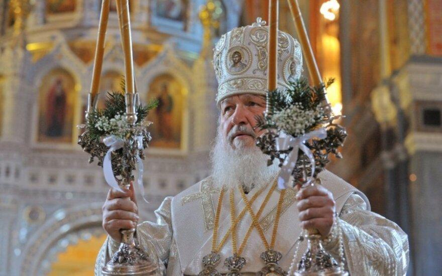 Визит патриарха Кирилла в Латвию отложен на неопределенный срок