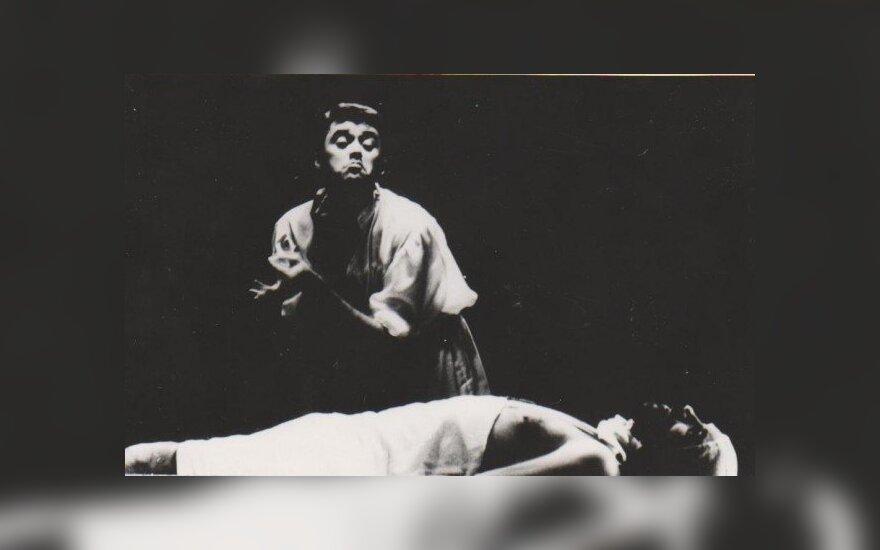"""Витаутас Шапранаускас, спектакль """"Приглашение на казнь""""  (Фото РДТЛ)"""