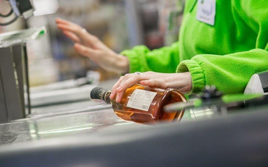 Евростат: по тратам на алкоголь жители Литвы занимают третье место в ЕС