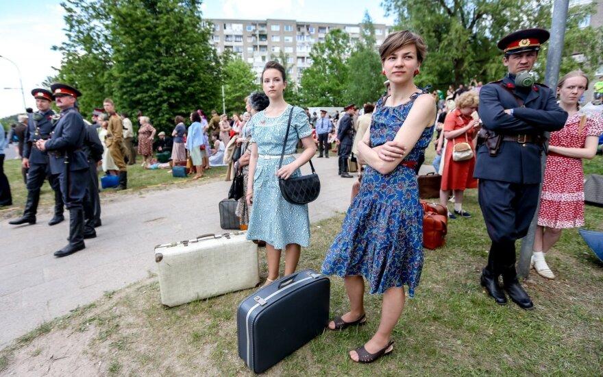 """Телеканал HBO начал показ снимавшегося в Литве сериала """"Чернобыль"""""""