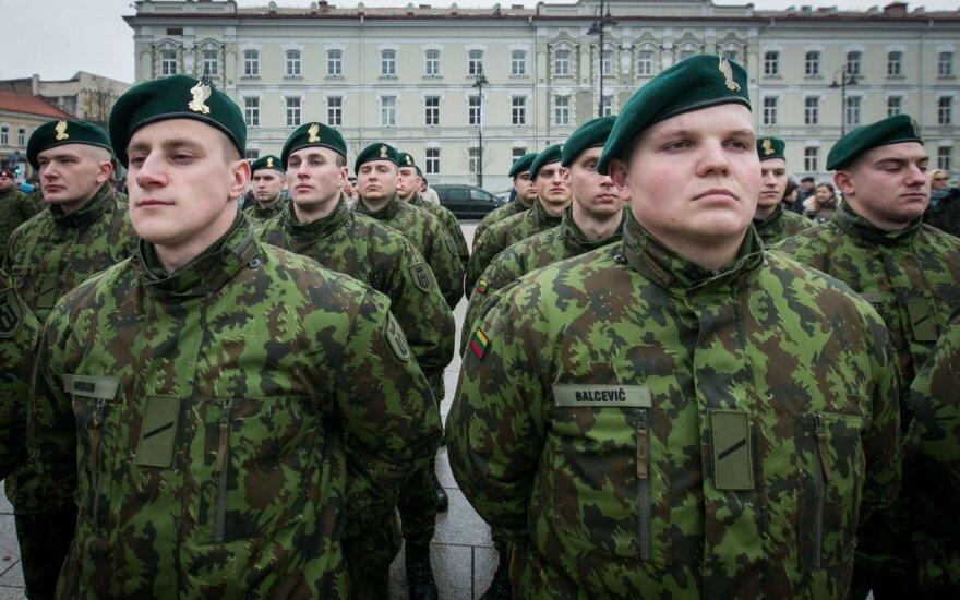 На муниципальных выборах в Литве избраны 4 добровольца