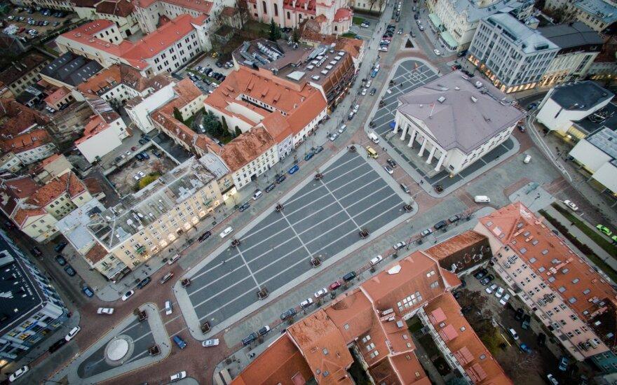С июля меняется порядок движения в Старой части Вильнюса: чего ждать