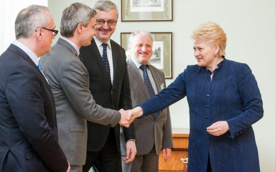 Литва готовит ответ на информационные атаки России