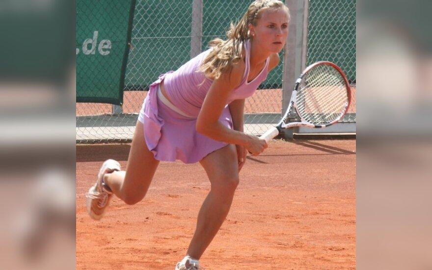 В рейтинге WTA Станчюте 330-я