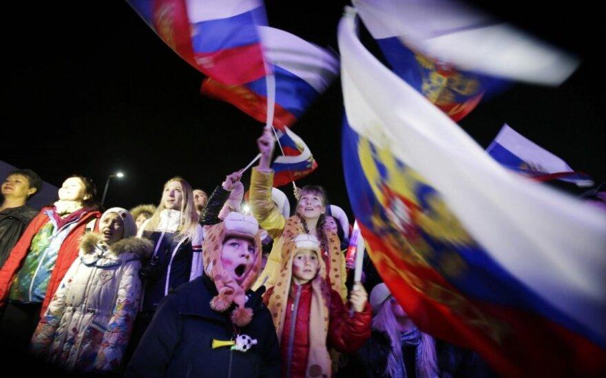 Западные СМИ: у русских все больше медалей и дискуссий о патриотизме