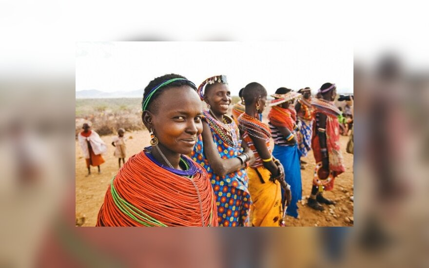 Afrikietės