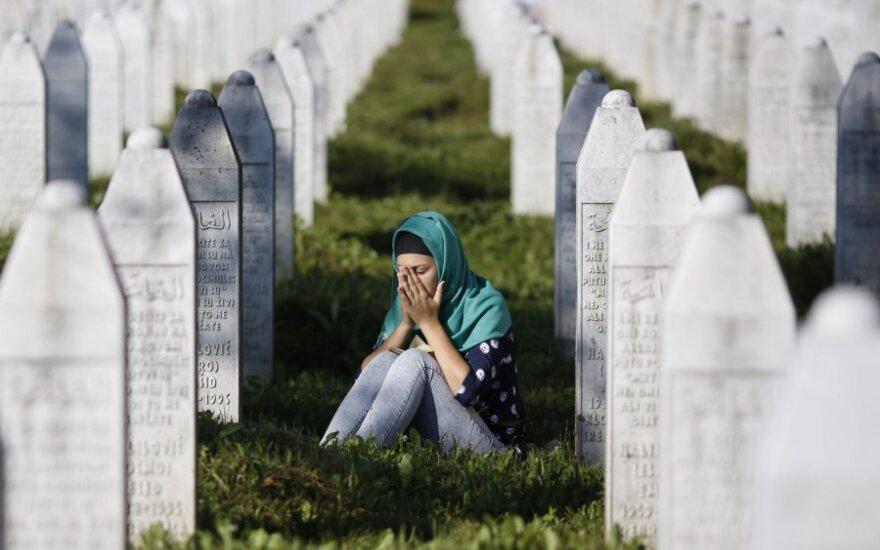 В Боснии и Герцеговине перезахоронили 86 жертв резни 1992 года