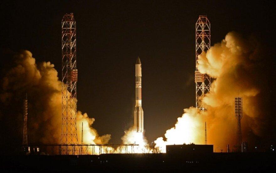 """Rosja: Awaria """"Protona"""" nie wyrządziła szkody ekologii"""