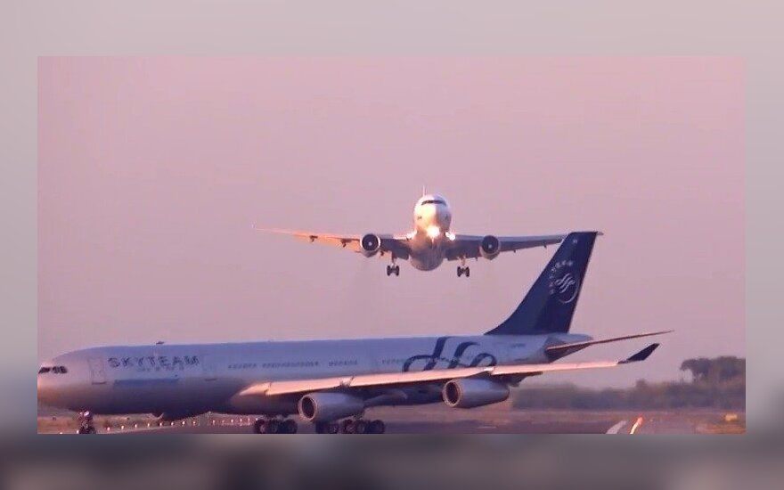 Lėktuvų incidentas Barselonoje