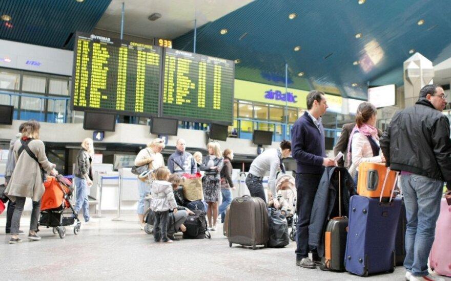 Estończycy zmusili rosyjskiego historyka do nocowania na lotnisku
