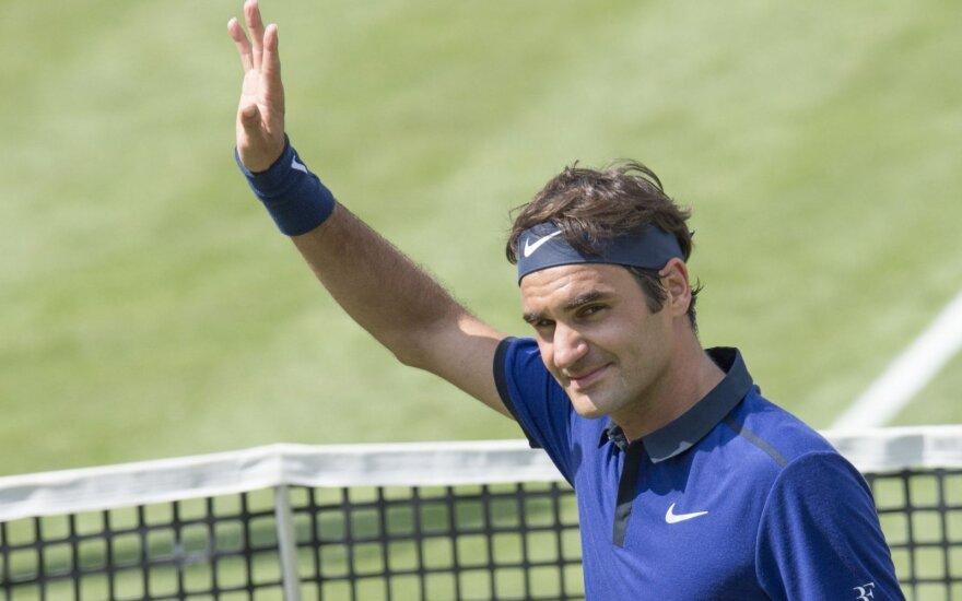 Легенда тенниса Федерер пропустит Олимпиаду и всю вторую половину сезона