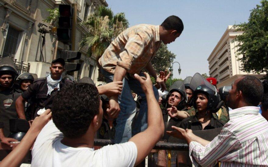 Беспрядки в Каире