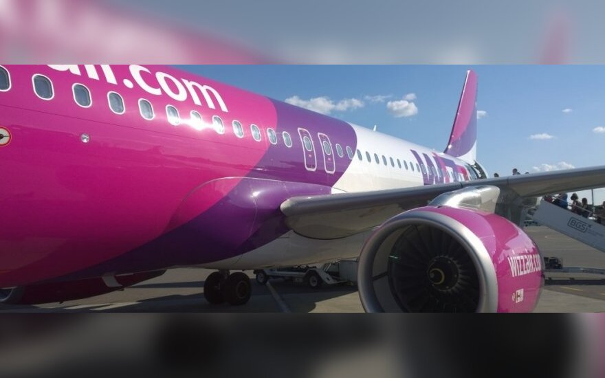Авиакомпания Wizz Air обратила внимание на литовцев в Норвегии