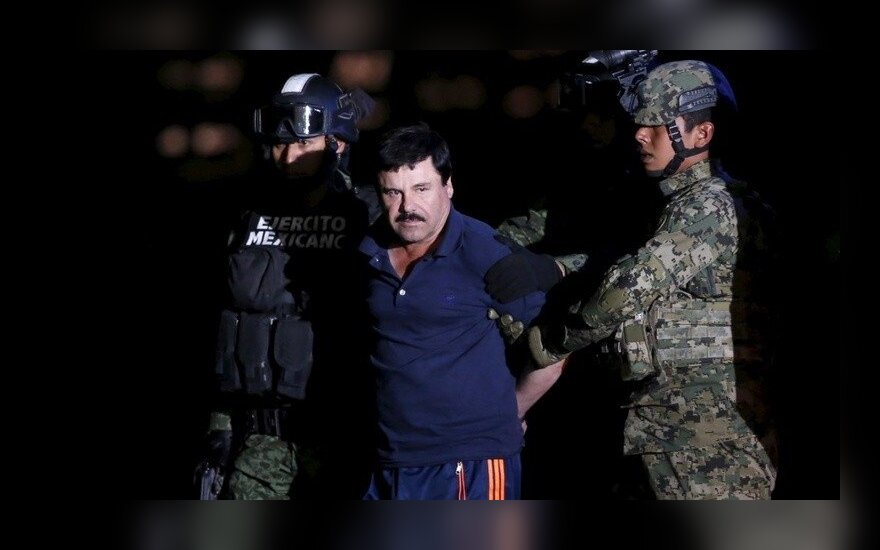 Эль Чапо признан судом США виновным по всем 10 обвинениям. Ему грозит пожизненное