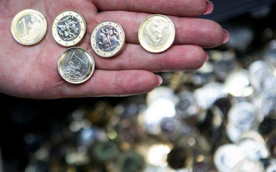 Подсчитали, какой будет минималка в Литве после перехода на евро